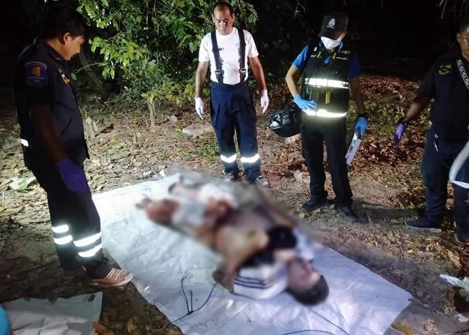 россияне в Таиланде криминальные новости