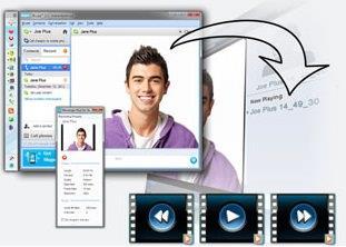 Запись разговора в Skype - Messenger Plus! (for Skype)