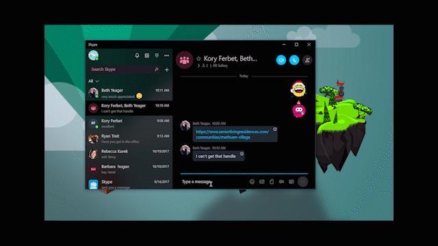 Советы по Windows 10: что нового в Skype для Windows 10