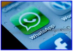 Messenger WhatsApp