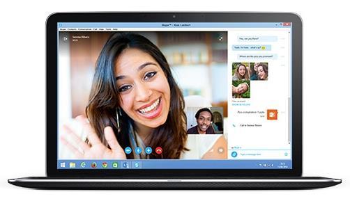Загрузить Skype для компа