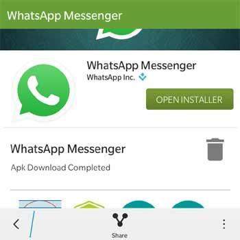 WhatsApp сBlackBerry 10: как установить и нормально использовать и после 30 июня - #BlackBerry10