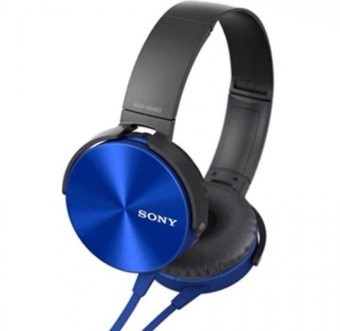 Sony MDR-XB450AP фото