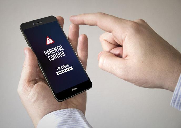 Как установить родительский контроль на телефоне ребенка