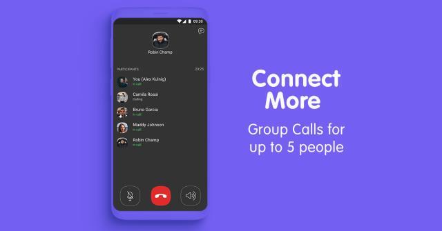 Viber-group-call
