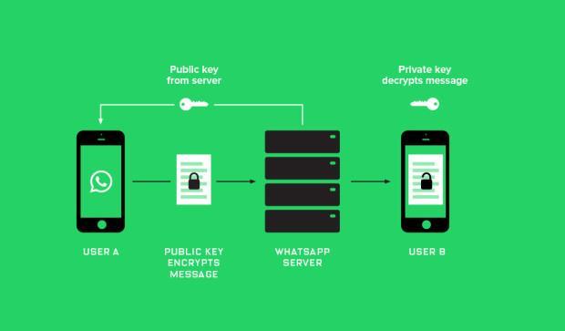 Как работает шифрование Whatsapp?