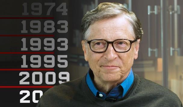 10 важнейших технологий технологий 2019 года по мнению Билла Гейтса