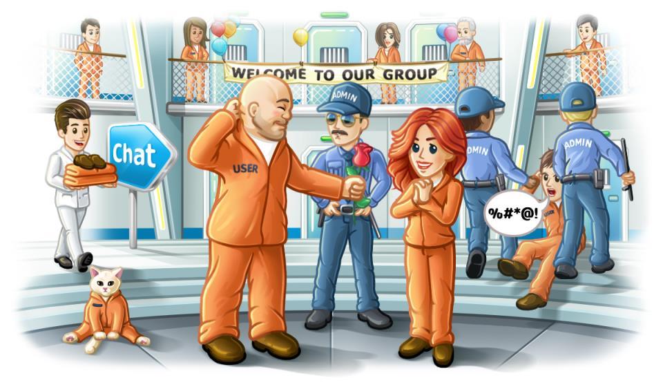 Реклама в ботах, администраторских чатах