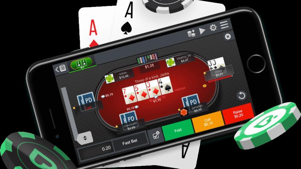 Фриролл Покер Дом на телефоне