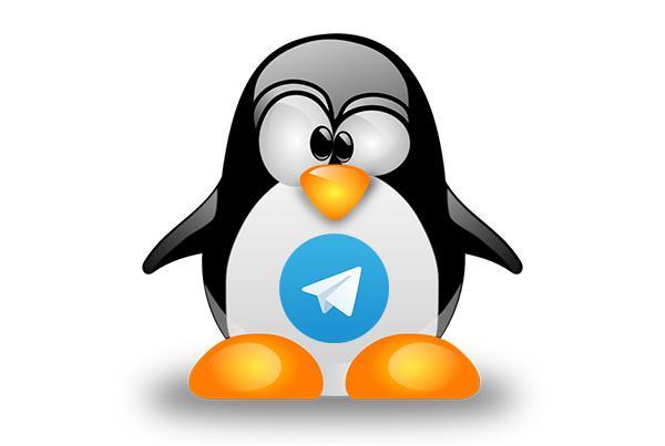 Мы вам расскажем как раьботает телеграмм для линукс