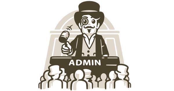картинка: как добавить администратора в Телеграм