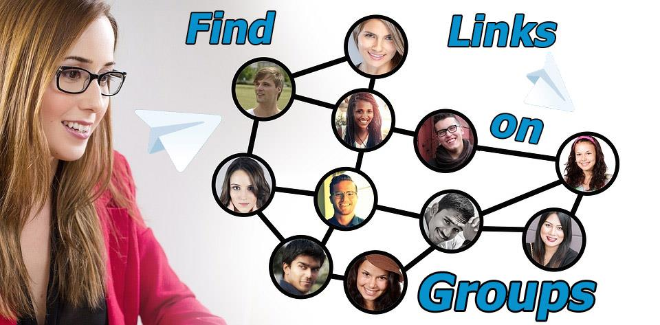 Где искать ссылки на группы Телеграм?