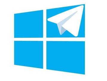 Telegram для Windows 10