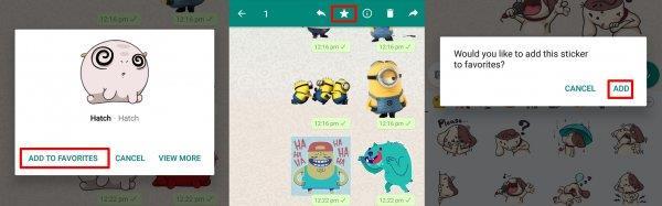 Как отправлять наклейки (стикеры) в WhatsApp (новая функция!)