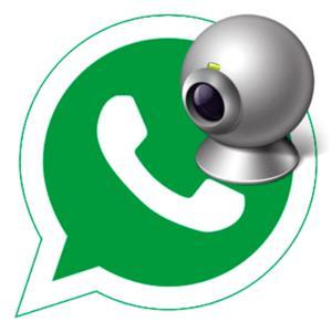 Видеозвонок в WhatsApp иконка