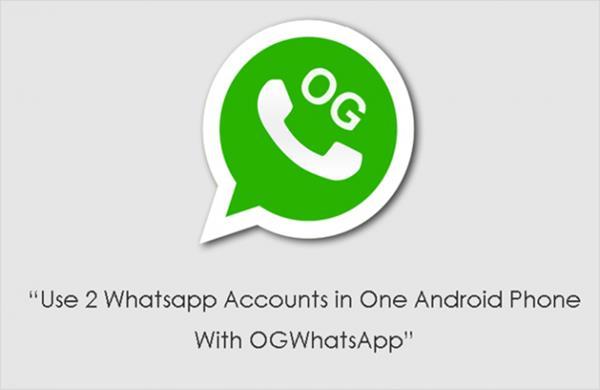 Использовать OGWhatsApp