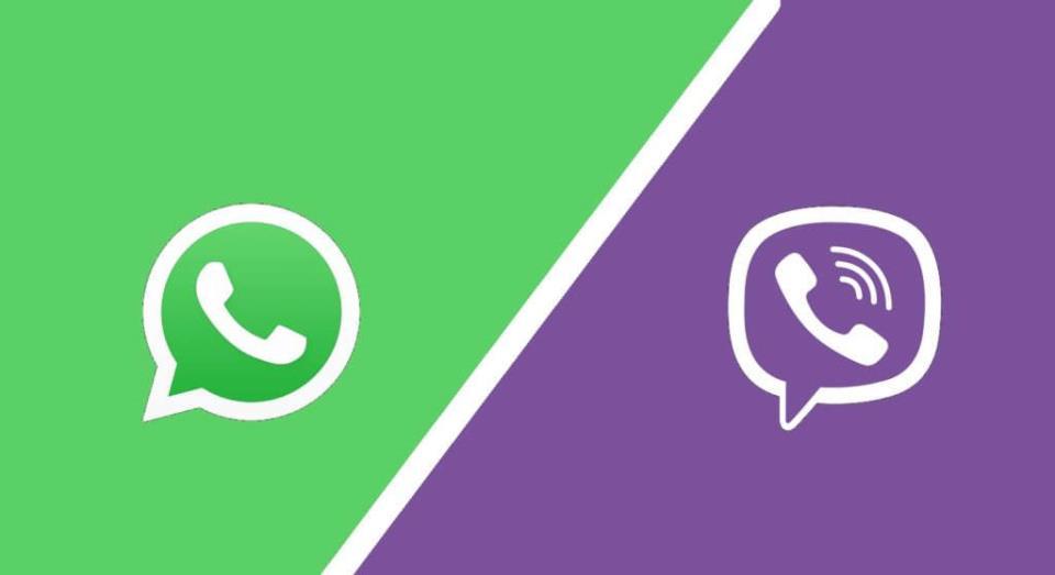 Сравнение Viber и Whatsapp