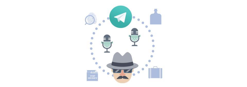 картинки: лайфхак голосовые сообщения в телеграм
