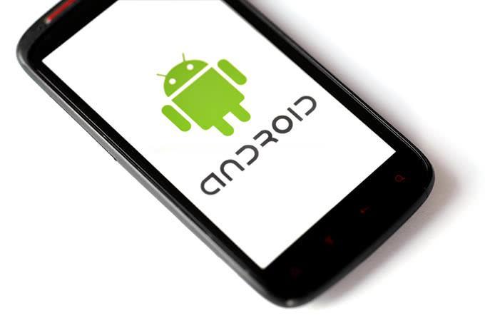 Телефон с системой Android
