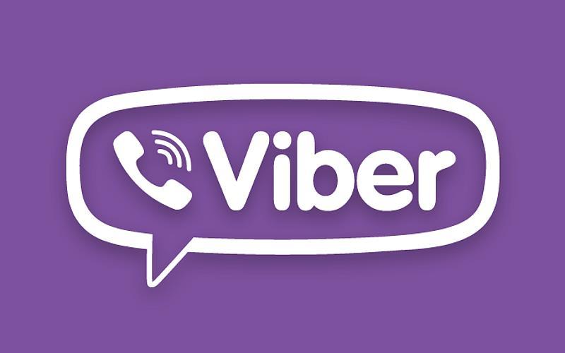 viber фирменный логотип