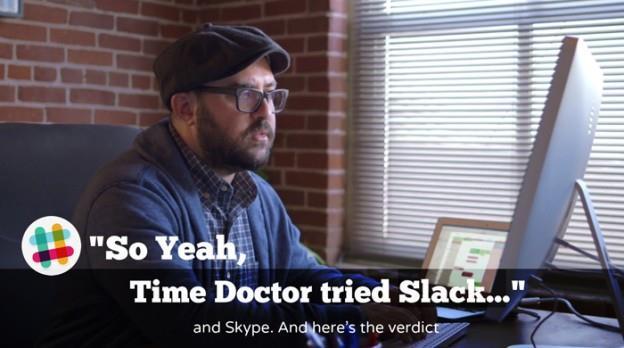 Slack vs Skype
