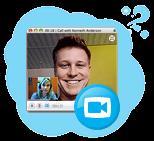 Видеосвязь Skype
