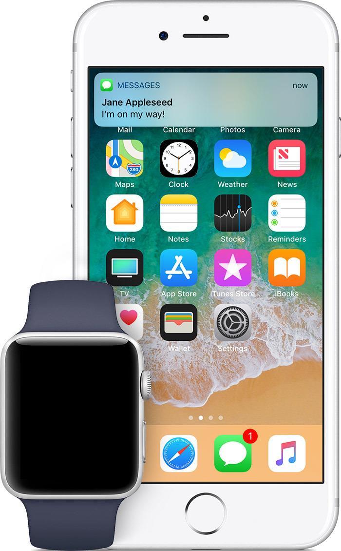 Что делать, если не приходят уведомления на Apple Watch