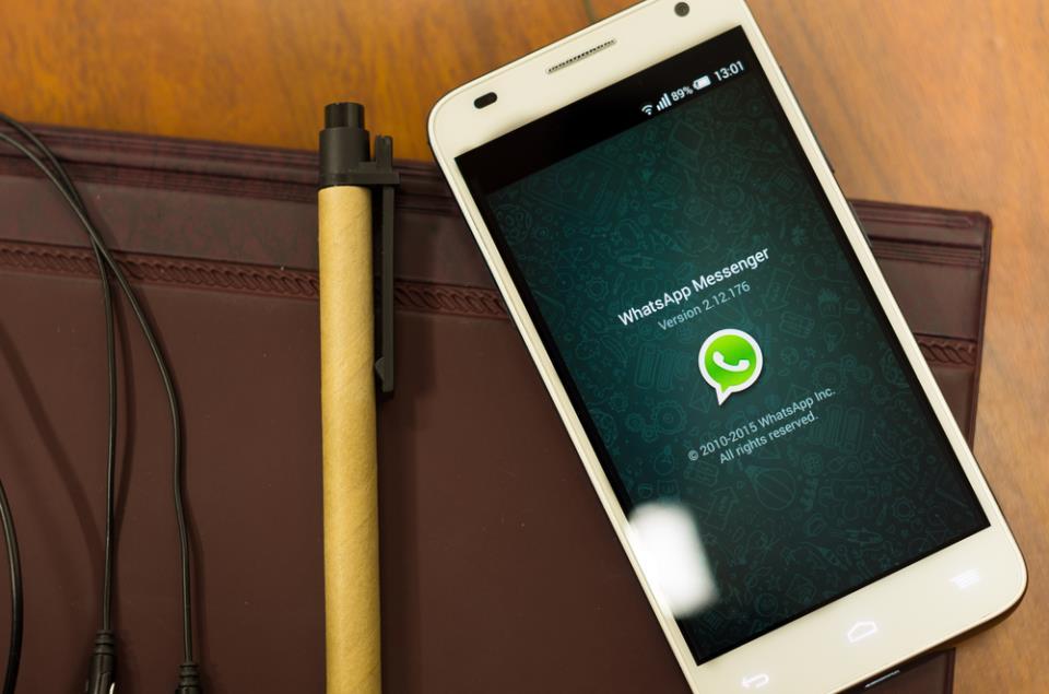 Где искать резервные копии WhatsApp