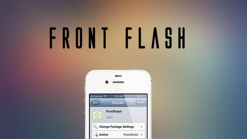 Front Flash - logo
