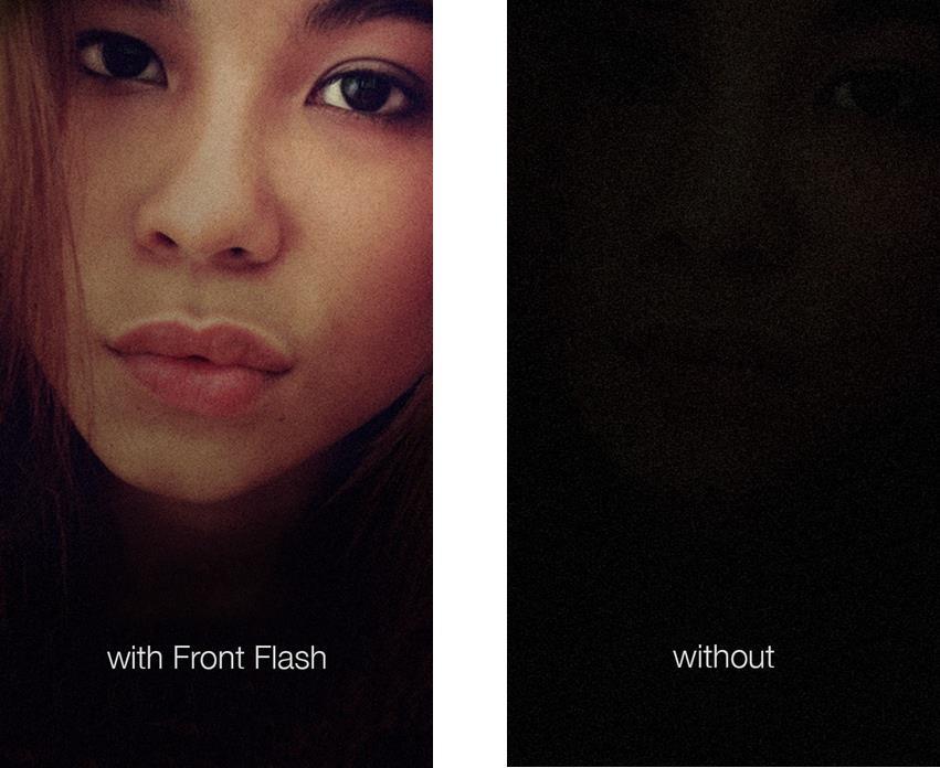 Front Flash -Скриншот