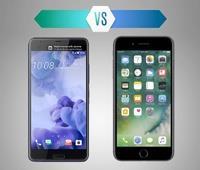 iPhone 7 Plus в тесте на быстродействие не оставил шансов новейшему Android-флагману HTC U Ultra